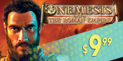 Buy Nemesis of Roman Empire